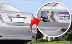 Por que fazer a impressão de Adesivos de Para-choque Online?