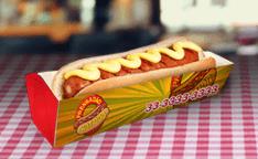 Por que fazer a impressão de embalagens de cachorro-quente personalizada com a Gráfica Paulista?