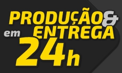 Produção e Entrega 24h