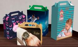 Caixa de Presente com Alça